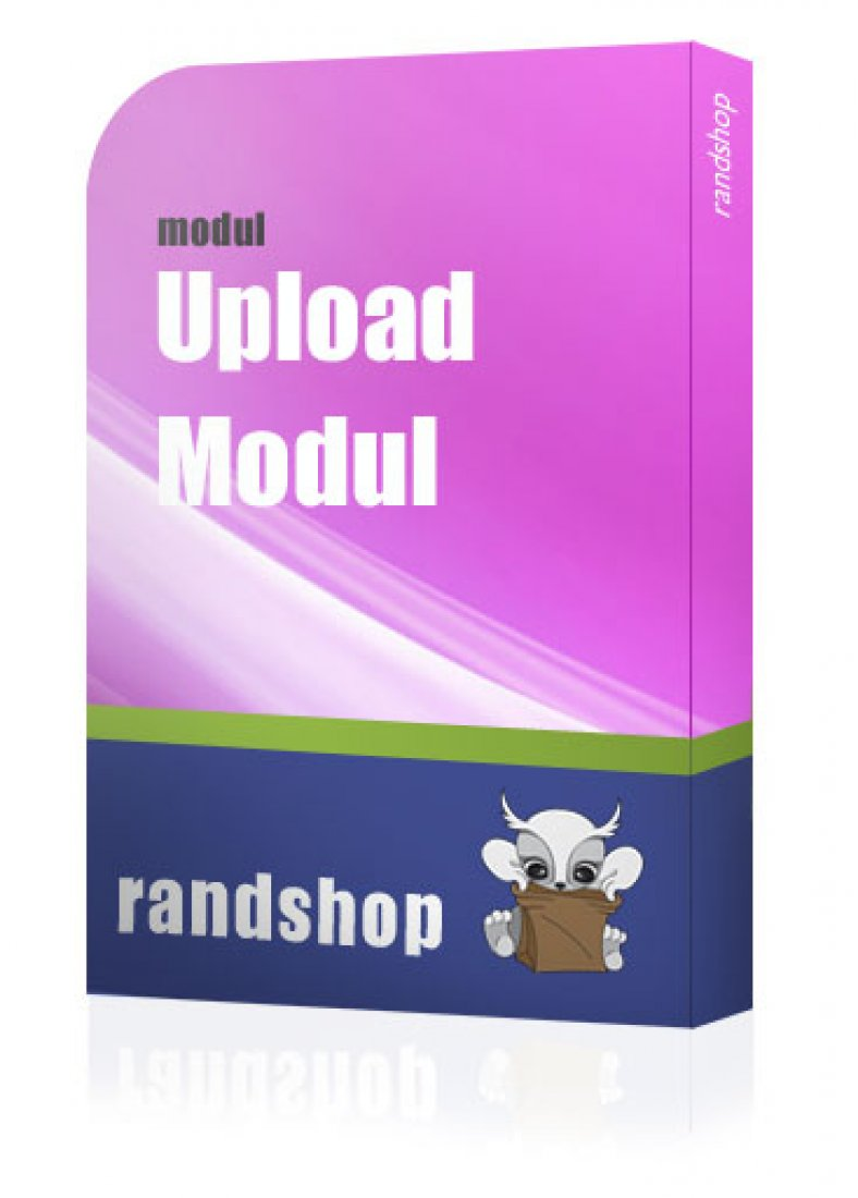 Uploadmodul ab Version 2.0
