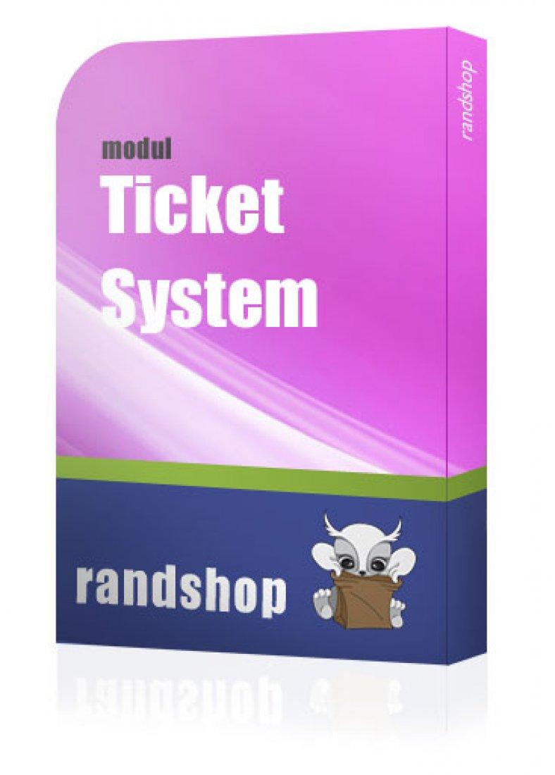 Online Ticketdruck System ab Version 2.5