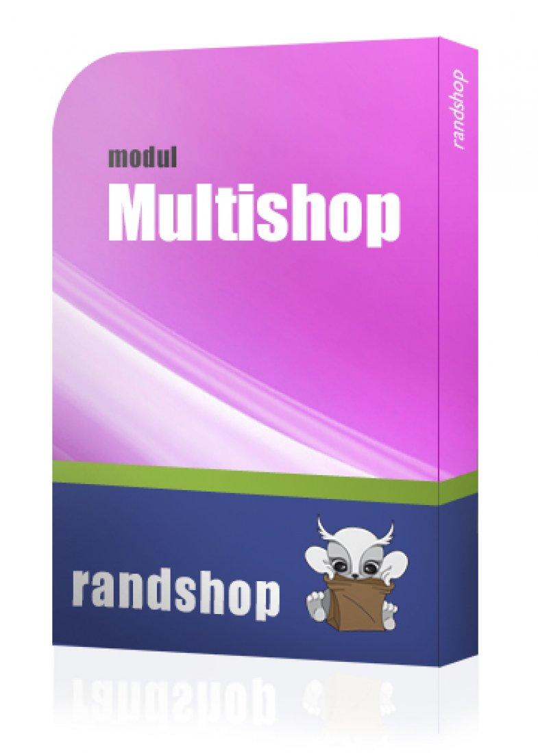 Multishop Modul