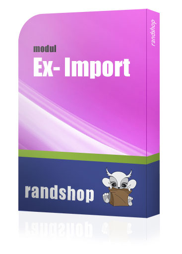 Export- Import Modul für Datentransfer