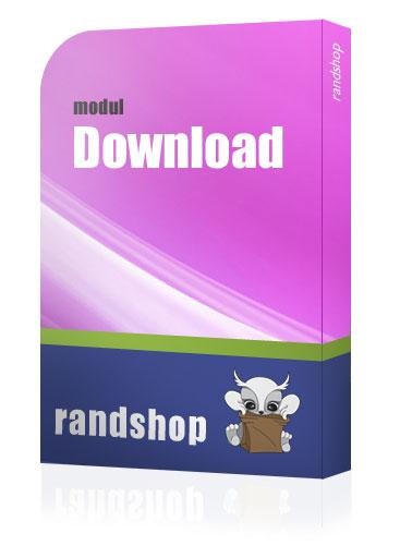 Download Modul zum Verkauf von Digitalen Gütern.