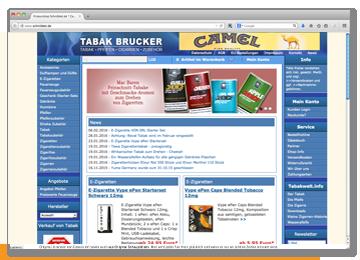 Tabakwaren Brucker