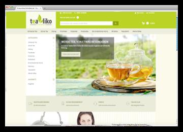 Tealiko Tee Shop